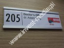 ALUPLATE 100 x 50 mm